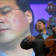 Yo-Yo Ma's Tobin Performance to be 'Simulcast' to Public for Free