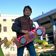 Here's How You Can Celebrate Back to the Future Day in San Antonio