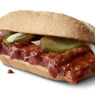 Rib-shaped pork patty fans rejoice: McDonald's bringing back cult favorite McRib Sandwich