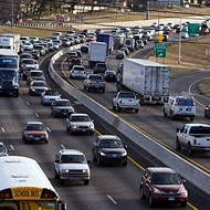 14 of Texas' 100 Most Congested Roadways Are in San Antonio
