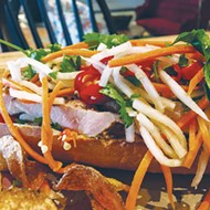 Hopping on the Auto-banh: a Sampling of Banh Mi Sammies in Town