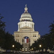 Report: Texas Bombs Assessment of State Government Integrity