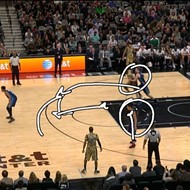 Sean Elliott Drew a Big Ol' Dick on National Television