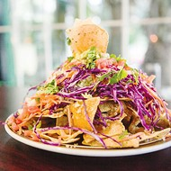 Viva Vegeria Nails Vegan Nachos, Misses Some Flavors