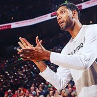 Another Game, Another Milestone for Tim Duncan