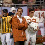 Actor Aaron Eckhart on 'My All-American,' Texas Football, Tim Duncan