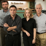 'Spotlight' Sheds Light on Clergy Scandal