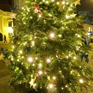 Bohanan's Tree Lights Up This Wednesday