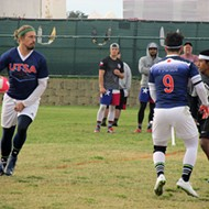 UTSA's Club Quidditch Team Takes Aim at a National Championship