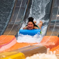 Massive indoor water park opens in Round Rock the same week Texas surpasses million COVID cases