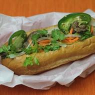 Lunchtime Steals: Saigon Express' Sliced Roasted Pork Bánh Mì