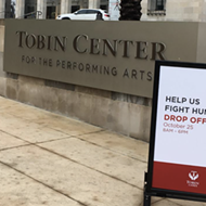 Tobin Center to host third annual Drive-By Food Drive to benefit San Antonio Food Bank