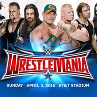 Guess How Much Texas Paid to Lure WrestleMania 32 to Dallas