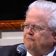 As he recovers from COVID-19, San Antonio evangelist John Hagee says Jesus is the vaccine