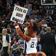 Get a Real Job, San Antonio: Be a Mascot for the San Antonio Stars and Austin Spurs