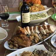 Downtown San Antonio luxury hotels offering curbside Thanksgiving packages