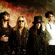 Mötley Crüe Play Their Last Show Ever Tonight