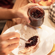 Dress up your holiday spread with San Antonio chef Tim McDiarmid's fresh cranberry relish recipe