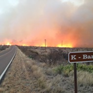 Big Bend National Park Is on Fire