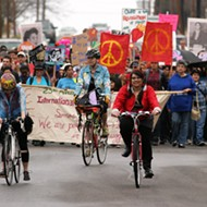 The 26th Annual San Antonio International Woman's Day March & Rally Is March 5