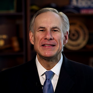 Watch: Gov. Greg Abbott Endorses Sen. Ted Cruz for President