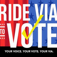 VIA Metropolitan Transit to Offer Complimentary Rides on Election Day