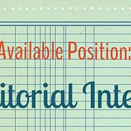 Come Intern at the <i>Current</i>!