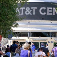 Bexar County paid San Antonio Spurs $255,000 to use AT&T Center as a polling place