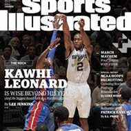 See Kawhi Leonard on the Cover of this Week's <i>Sports Illustrated</i>