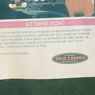 Have You Seen One of These Fake Signs About Mexican Restaurants Banning Donald Trump Supporters?