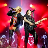 Sugar, You Can Win Third Row Tickets for Fall Out Boy and AWOLNATION!