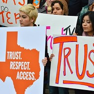 New Report Shows How House Bill 2 Restricts Access Texas Abortion Clinics