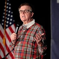 The Mendoza Line: Texas Lt. Gov. Dan Patrick frets COVID vaccine will reverse his on-air vasectomy