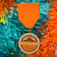 Whataburger Unveils 2016 Fiesta Medal
