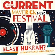 The (Maybe) Final Maverick Music Fest Goes Up in Flames