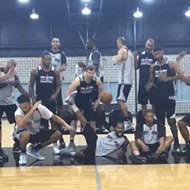 A Player-By-Player Breakdown of the Spurs' Dance Moves