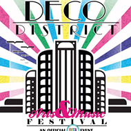 Sunday's Deco District Arts & Music Festival Postponed