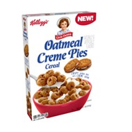 WTF food news: Little Debbie Oatmeal Creme Pie breakfast cereal is now a thing