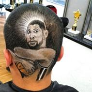 """""""Joe Barber"""" Turns Heads with Spurs Portraits"""