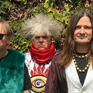 Holy Shit! The Melvins are Coming to Paper Tiger Sunday, September 18