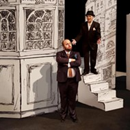 Thuggery, Muggery and Cross-dressing in Frothy Farce<i> One Man, Two Guvnors</i>