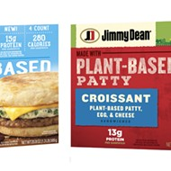 Texas-based sausage empire Jimmy Dean skips the meat for new two vegetarian breakfast items