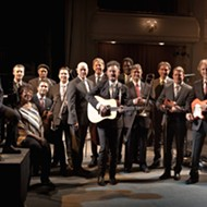 Lyle Lovett: A Texas Legend Comes to the Majestic