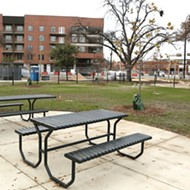 Makeover of San Antonio's Maverick Park, which includes new dog park, nears completion