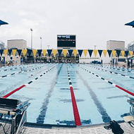 2016 Olympic Swim Team Will Train at Northside ISD Swim Center
