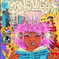 Get to Know San Antonio's Zine Artists Before Second Saturday's Zine Night