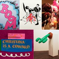 First Friday Preview: 4 Shows Not to Miss