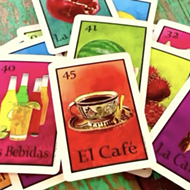 San Antonio food photographer launches Lotería de Comida art collection and game