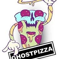 Welcome to the Weekend of Ghostpizza