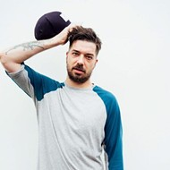Aesop Rock on Transparency, Influences and Doodling